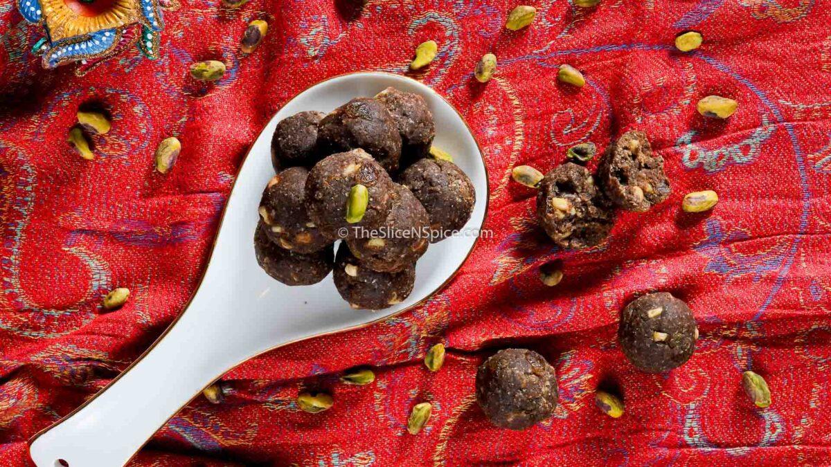 Ragi Oats Laddu Diabetic Dessert